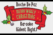 NocheDePaz(SilentNight)KaraokeSongTitle