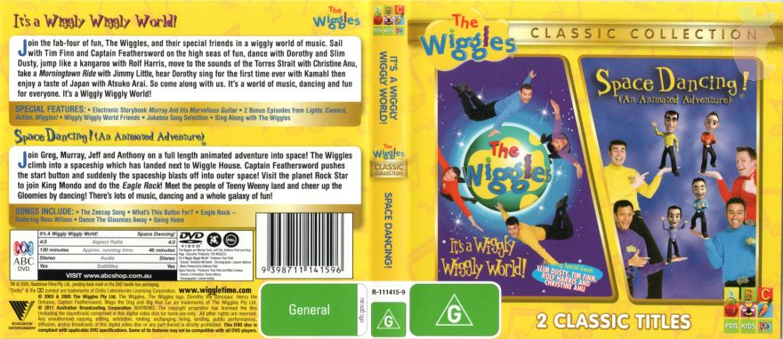 The Wiggles' Classic Collection/Wiggly Favourites
