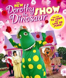 Dorothy The Dinosaur World Tour House
