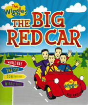 TheBigRedCar(book)
