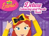 Emma! Deluxe Colouring and Puzzle Book