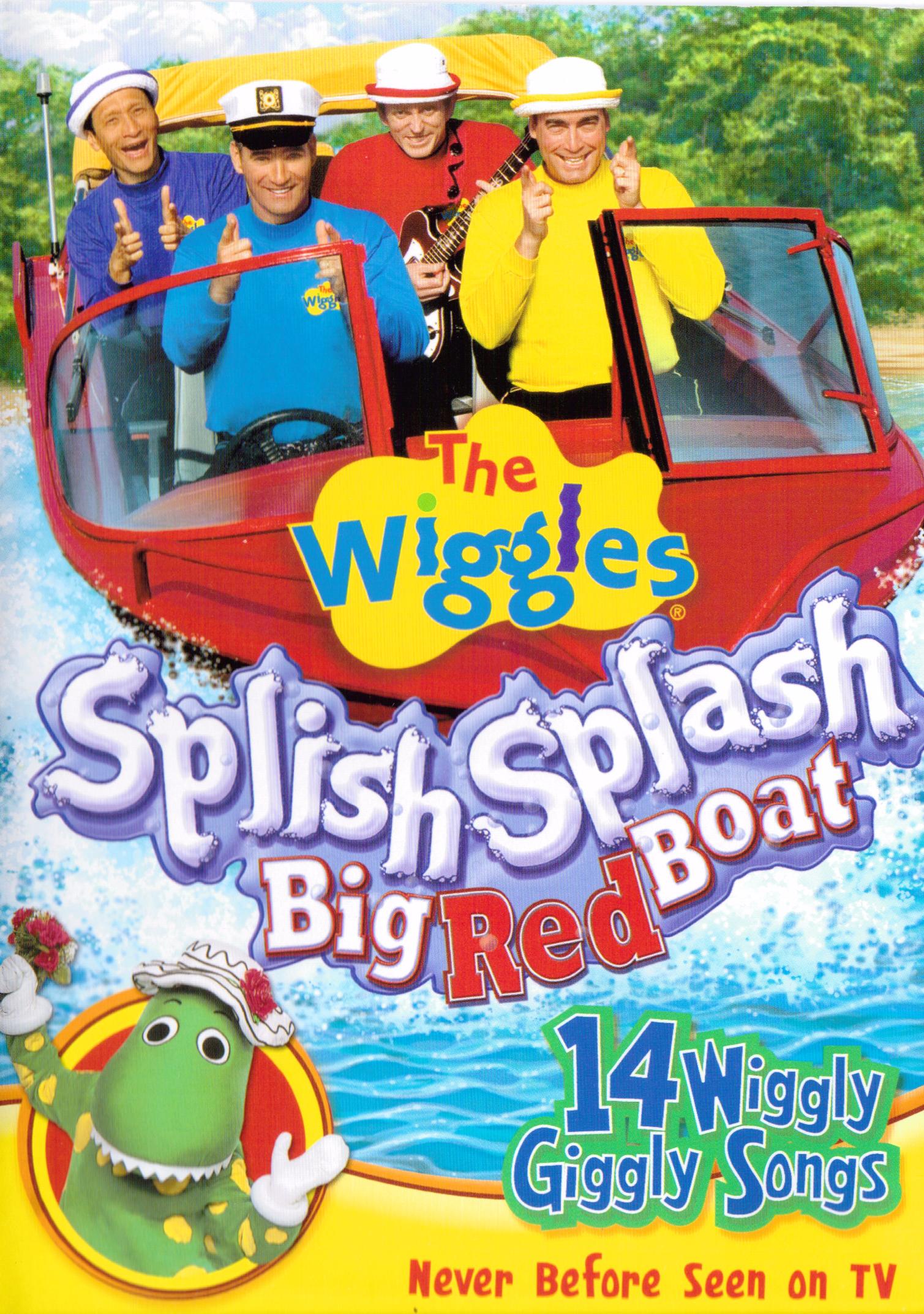 Splish Splash Big Red Boat | Wigglepedia | FANDOM powered by