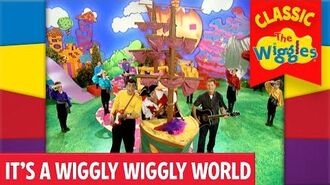 The Wiggles It's A Wiggly Wiggly World (Part 3 of 4)
