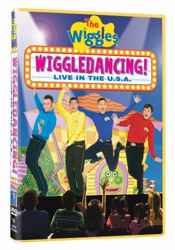 Wiggledancing! Live In The U S A  | Wigglepedia | FANDOM powered by