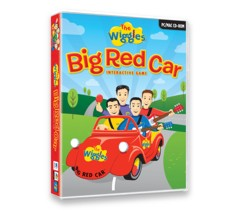 Red Car Game >> Big Red Car Interactive Game Wigglepedia Fandom Powered By Wikia