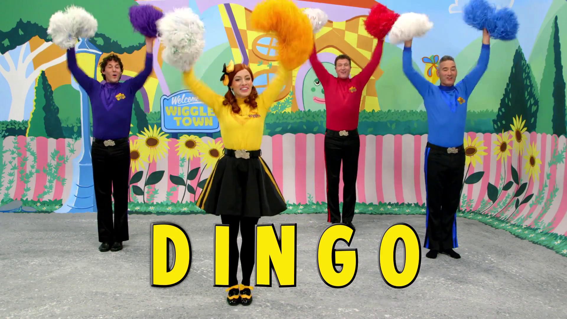 D-I-N-G-O   Wigglepedia   FANDOM powered by Wikia