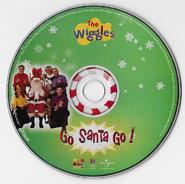 GoSantaGo!albumdisc