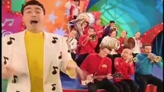 The Wiggles I wave my arms and swing my baton