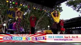 "The Wiggles' ""Emma's Bow"" Live in Concert!"