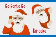 GoSantaGoKaraokeSongTitle