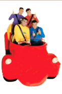 The Wiggles Big Red Car (2006)