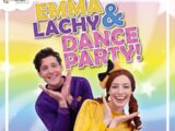 Emma & Lachy Dance Party!