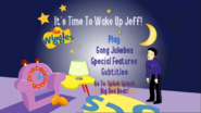 It's Time To Wake Up Jeff!- Double Feature DVD Menu