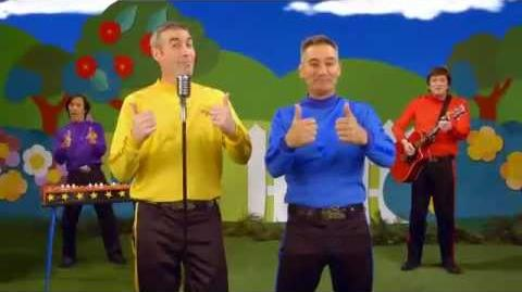 National Kidsafe Day Wiggles New song