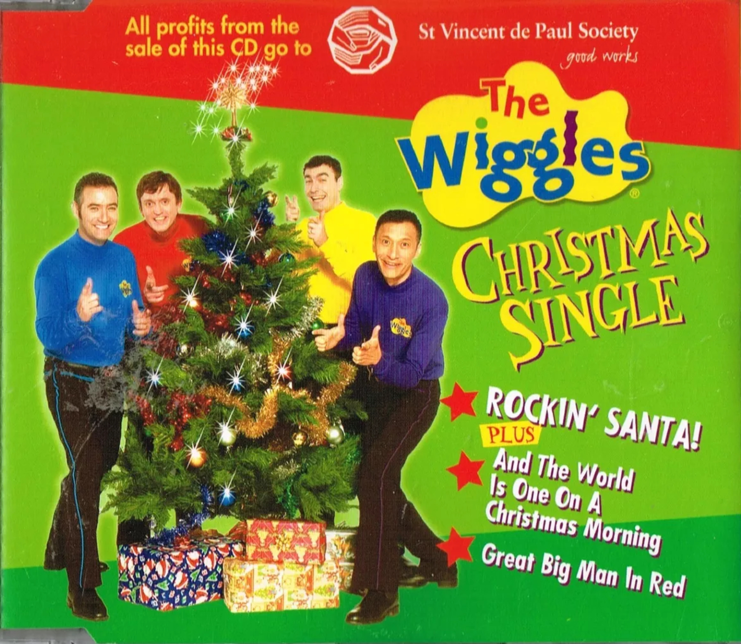 Single At Christmas.Christmas Single Wigglepedia Fandom Powered By Wikia