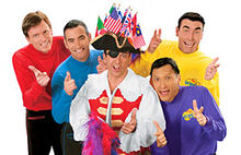 TheWiggles'DANCE!Tour