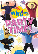 Party Time! US DVD