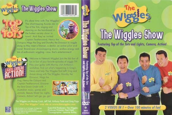 The Wiggles Show (Rental DVD)