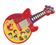 Wiggles guitar toy