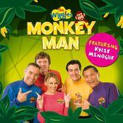 MonkeyMan!-Poster