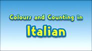 ColorsandCountinginItalian