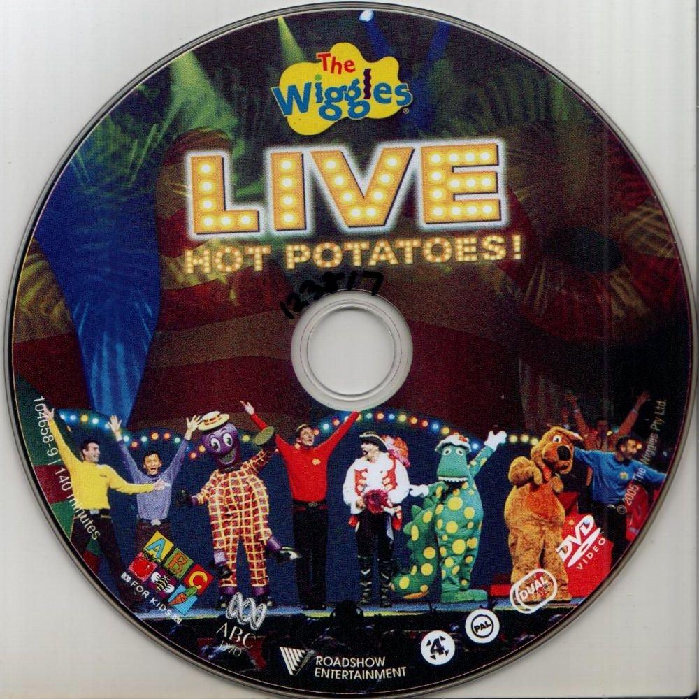 Image - LiveHotPotatoes-Disc.jpg