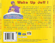 WakeUpJeff!AlbumBackCover