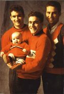Paul,John,LukeandAnthony