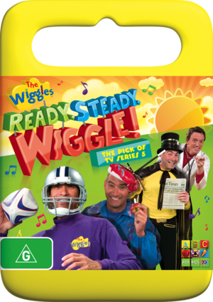 Ready, Steady, Wiggle! The Pick of TV Series 5 | Wigglepedia