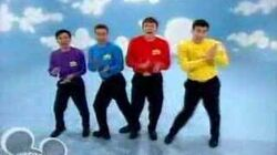 The Wiggles - Hot potato