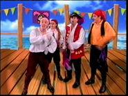 Sam,Captain,CharlieandRudolf