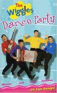 DancePartyCassette