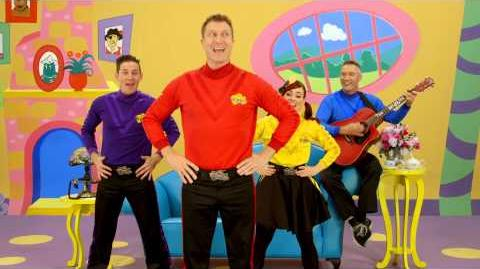 "The Wiggles' new TV series ""Ready, Steady, Wiggle!"" - Episode 5, Taba Naba"