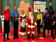 TheWiggles,SantaClausandMrs.Claus