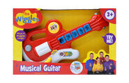 The Wiggles Musical Guitar