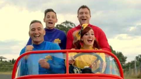 Toot Toot, Chugga Chugga, Big Red Car (2013 Music Video) - The Wiggles