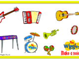 The Wiggles' Musical Instruments
