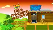 Cold Spaghetti Western- DVD Menu