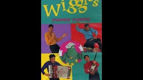 The Wiggles - Yummy Yummy VHS (1994)