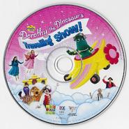 DorothytheDinosaur'sTravellingShow!albumdisc