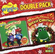 Santa'sRockin'!andDorothytheDinosaur'sRockin'ChristmasDoublePack