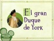TheGrandOldDukeOfYork-SpanishSongTitle