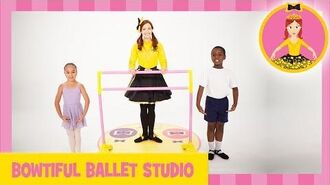 Emma's Bowtiful Ballet Studio Dressing Up For Ballet Class