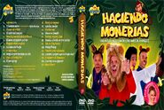 The Wiggles - Haciendo Monerias - Front DVD