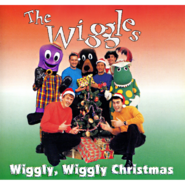 Wiggly Wiggly Christmas cd covr