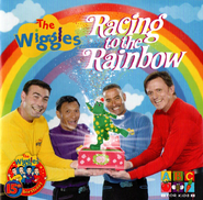 Racing to the Rainbow AU Front Cover