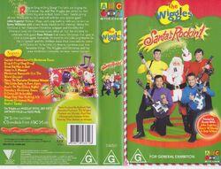 Santa'sRockin'!-VHSCover
