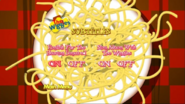 Cold Spaghetti Western- Subtitles Menu