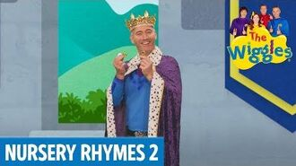 The Wiggles Sing a Song of Sixpence The Wiggles Nursery Rhymes 2