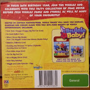 THE-WIGGLES-20-YEARS-CD-Captain-Feathersword-Sunday- 57